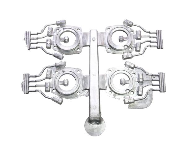 浅谈压射部分及铝压铸模关重件四种冷却结构